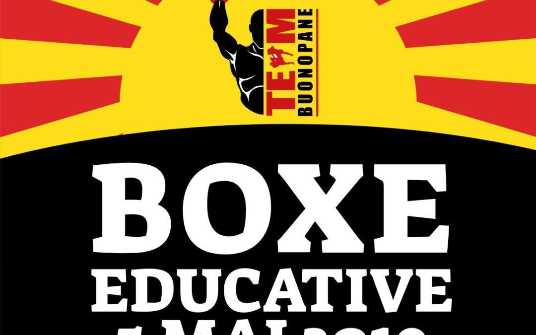 Boxe éducative 5 Mai 2019