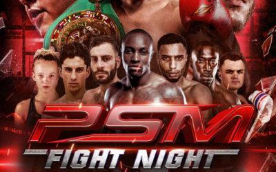 Fight Night 22 Avril