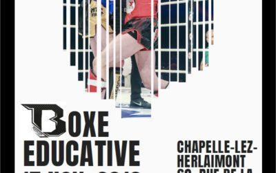 Boxe éducative 17 nov 2019