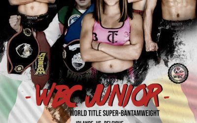 WBC Junior 26/01/2020